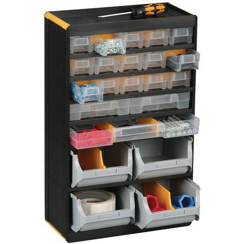 Multi-Drawer Professional Plus Cabinet - Pack of 2