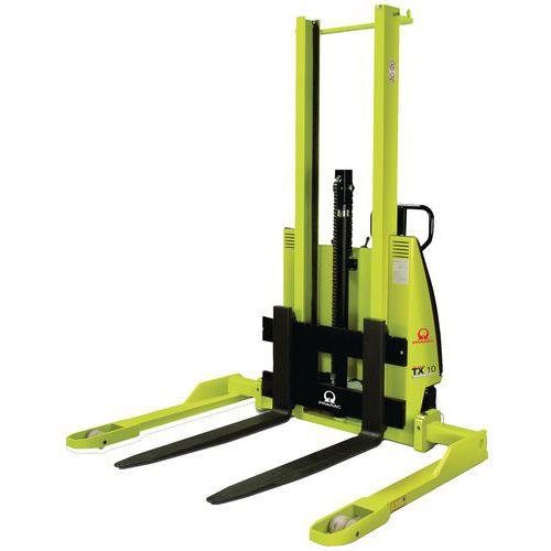 Pramac TX Straddle Stacker - 1000kg