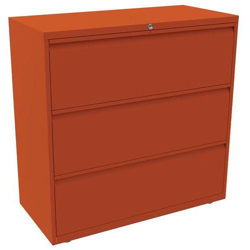 Bisley Essentials 3 Drawer Unit