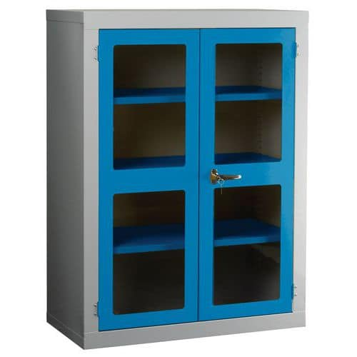 Polycarbonate Door Cabinets