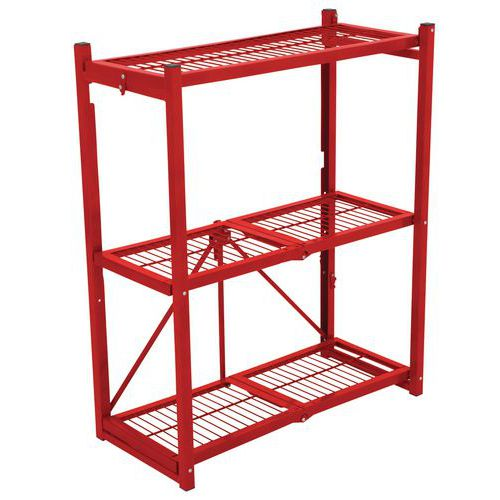 Rapid Folding Shelving