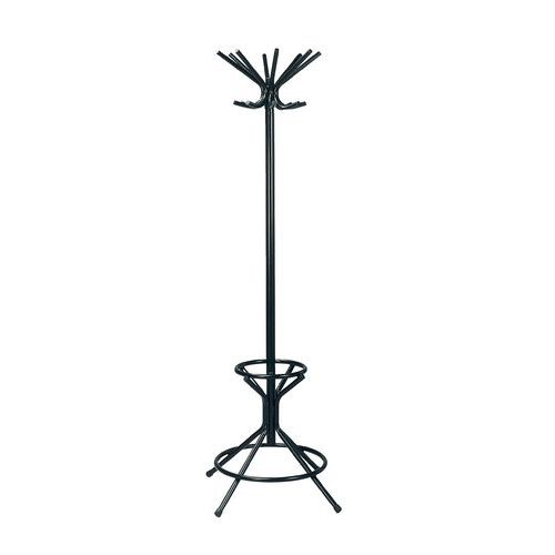 Coat Stand with 8 Coat Hooks and an Umbrella Stand