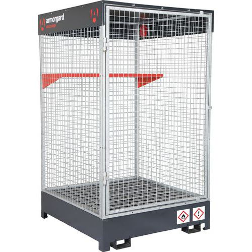 Armorgard DrumCage COSHH Compliant Drum Storage Unit