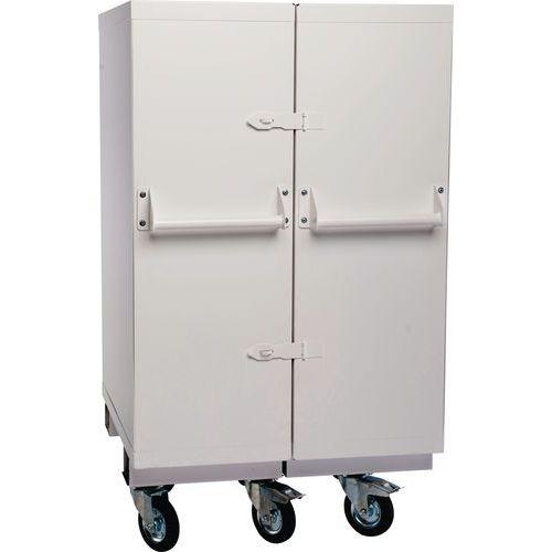 Armorgard Fittingstor Mobile Shelving Cabinet