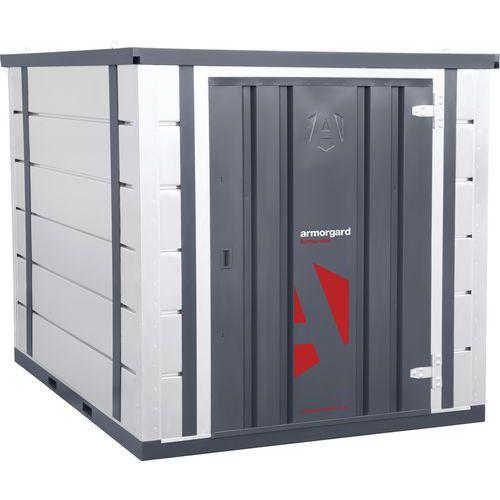 Flat-pack Armorgard FormaStor Steel Walk-in Storage Unit