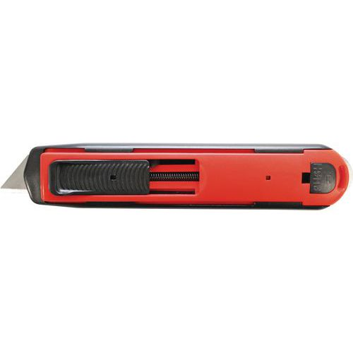 Heavy Duty/Lightweight Safety Knives With AutoSafe Retracting Blades