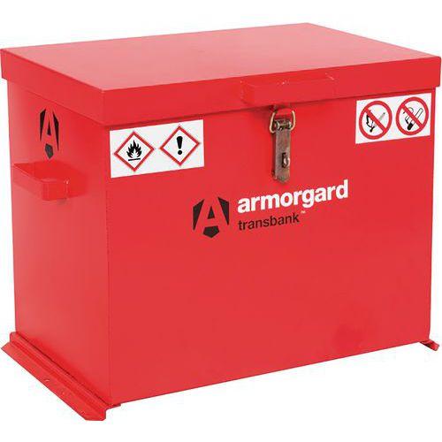 Armorgard Transbank COSHH Hazardous Material Storage Container