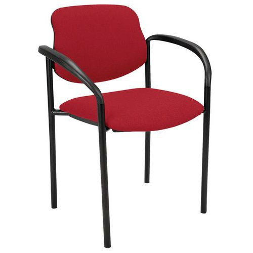 Helicon Stackable Visitor Chair