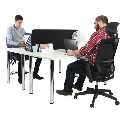 Dolly Universal Desk Screen- 1200mm