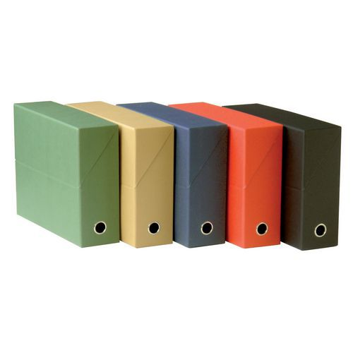 Cardboard storage box - Width 12cm - Fast