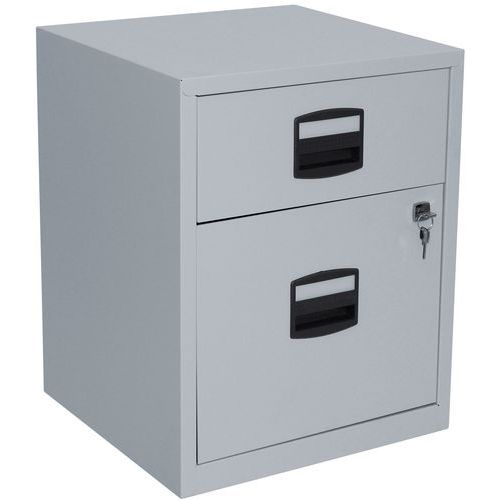 Metal drawer unit Eco - 2 drawers