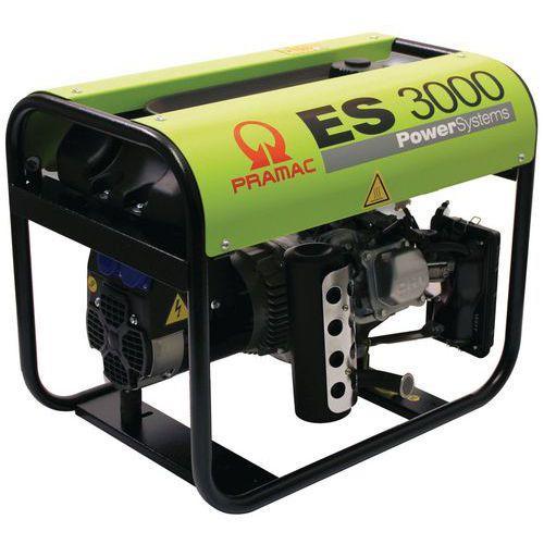 Pramac Petrol ES Series Generators