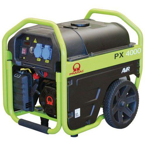 Pramac Petrol PX Series Generators