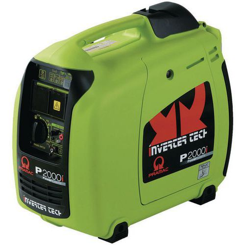 Pramac Petrol P Inverter P 2000i Generator