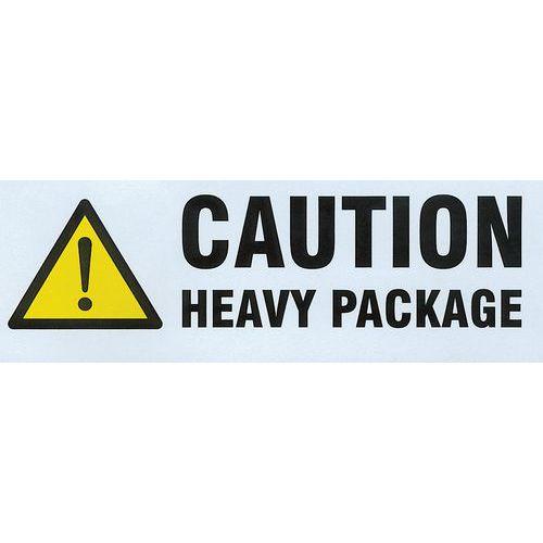 Heavy Packaging Label - 500 Per Roll