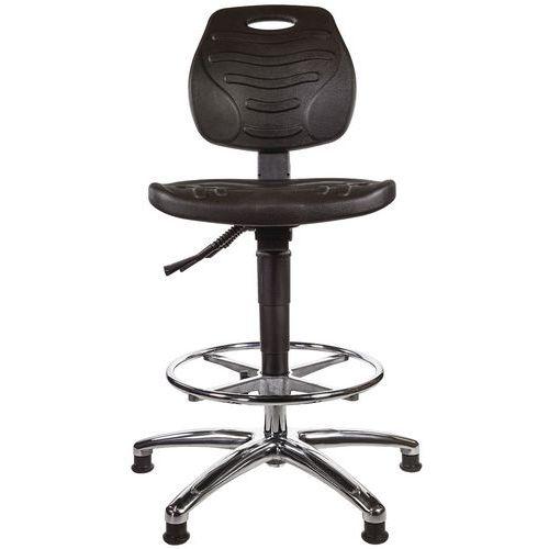 L-Tech PU High Chair