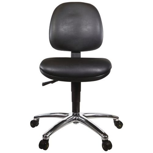 C-Tech Low ESD Cleanroom Chair