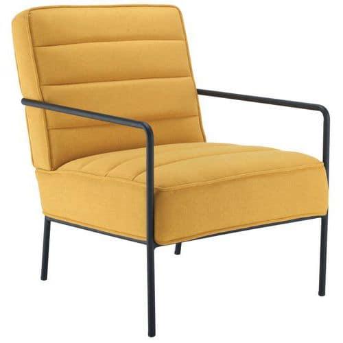 Jade Breakout Fabric Chair