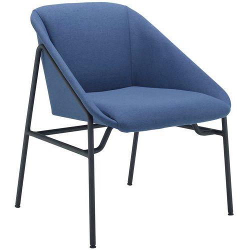 Ruby Breakout Fabric Tub Armchair