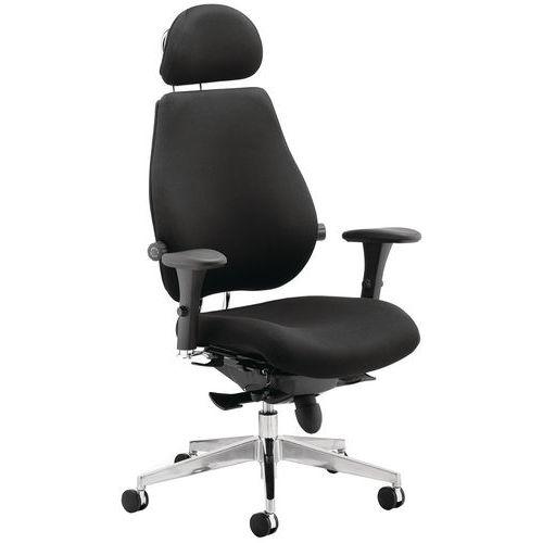 Chiro Ultimate Ergonomic Fabric Posture Chair