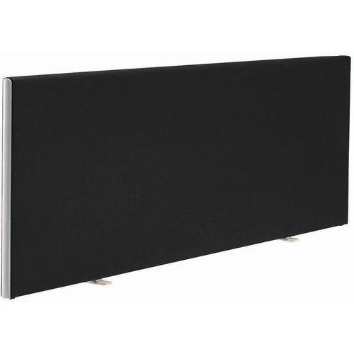 Straight Upholstered Desktop Screen