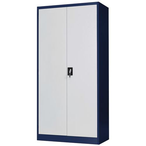 Workshop cabinet, height 185 cm - Manutan