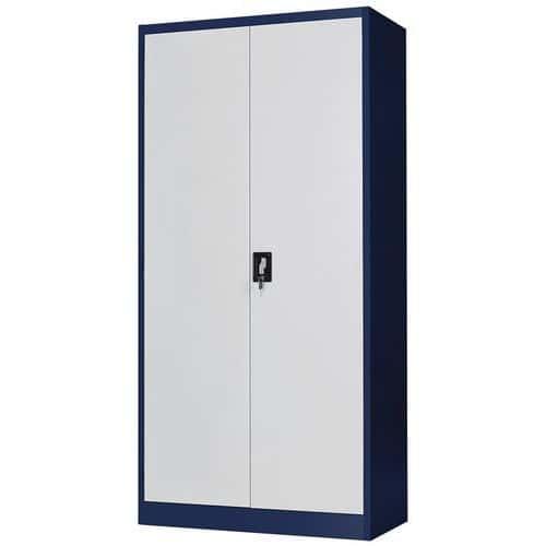 Workshop cabinet, height 185cm - Manutan