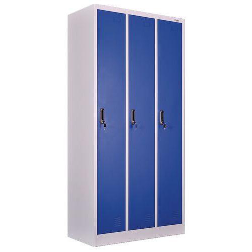 Dirty industry locker - Manutan