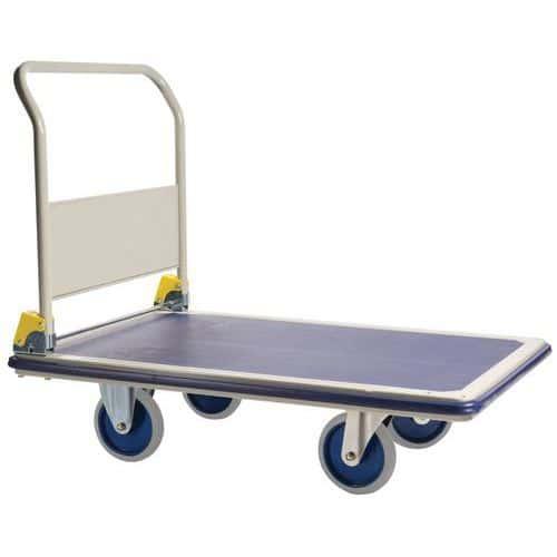 Heavy Duty Steel Platform Trolleys