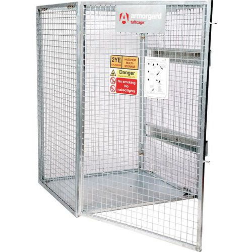 Folding Security Cage