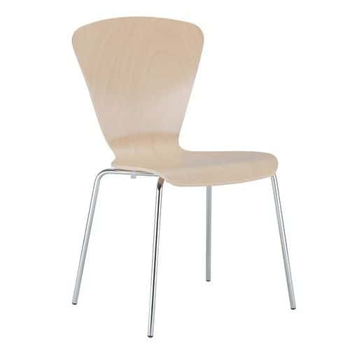 Picasso Stacking Chair Cafeteria Seating Manuntan Uk