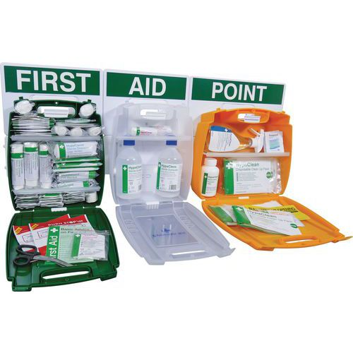 First Aid Kits - Evolution Comprehensive First Aid Point