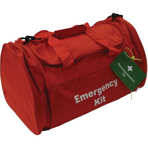 Acid and Chemical Response Kit with 1 Large Water Bottle