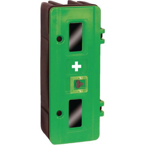 Small & Heavy Duty First Aid Cabinet