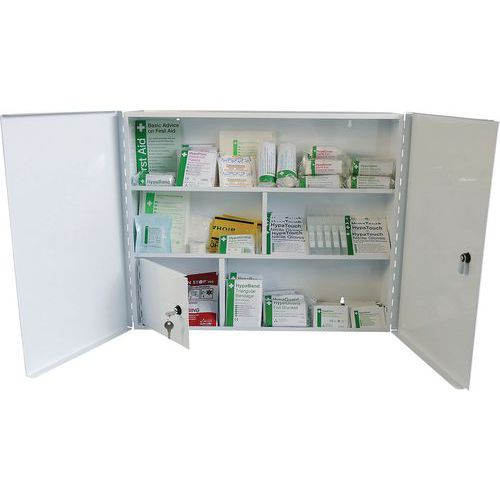 Economy First Aid Room Wall Cabinet