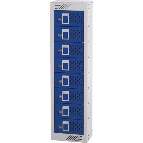 Personal Effects Storage Locker HxWxD 915x250x180mm