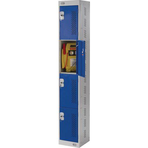 Tool Charging Storage Locker HxWxD 1800x300x450mm