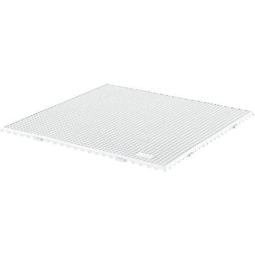 Non-slip honeycomb mat - In panels
