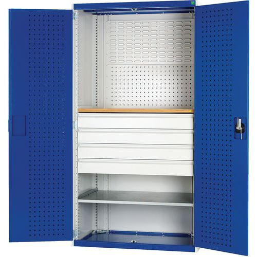 Bott Cubio Complete Cupboard Kit HxWxD 2000x1050x650mm