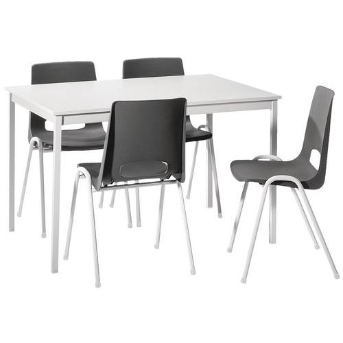 Occasional Table & Chair Set