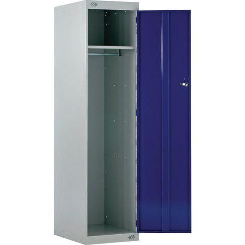 Anti Bacterial Large Uniform Lockers - 1800x600x600mm