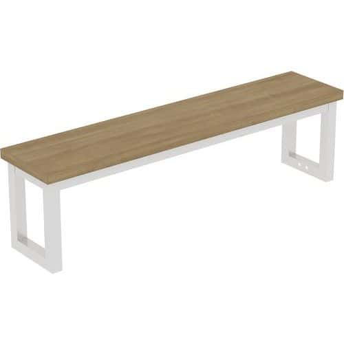 Sled Bench Seat
