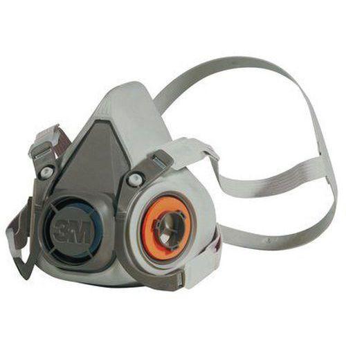 Reusable Half Mask Respirators - 6000 Series