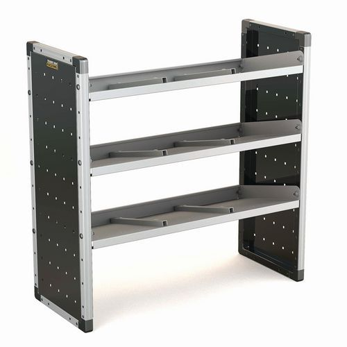 Van Racking – Choose by rack size