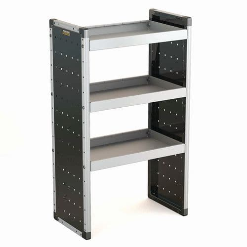 Van Racking – Choose by rack size