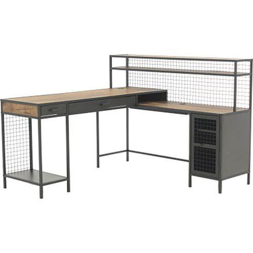 Boulevard Café L Shaped Desk