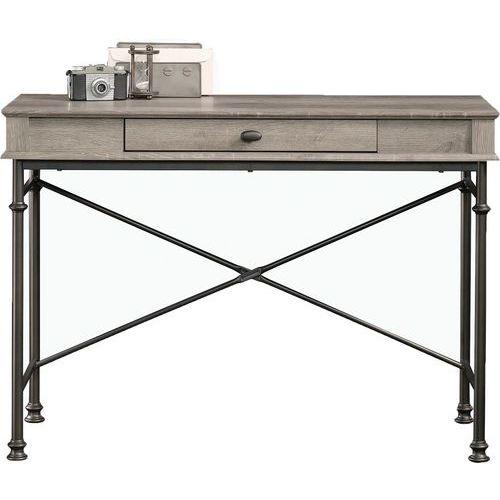 Canal Console Home Office Desk Oak