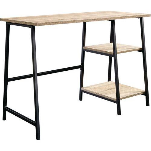 Industrial Style Single Bench Desk
