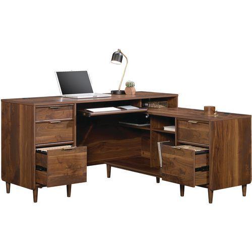 Clifton Home L-Shaped Executive Desk