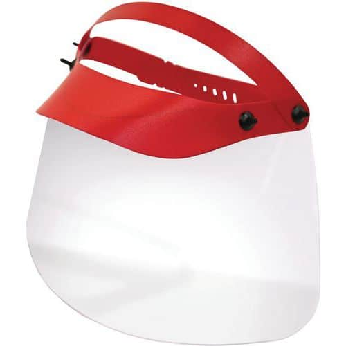 Reusable Full Face Shield with Brow Guard Pack of 36